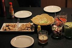 The Layout (Kimberly C. Lee) Tags: guacamole homecooking tortillas tuna radish mahimahi thanksgivingeve dorado mahi fishtacos grilledfish yellowfintuna corntortillas bakedfish cabofishing homeeats cabofood homemadefishtacos cabotortilla