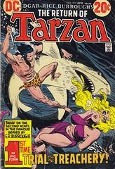 Tarzan 219 (micky the pixel) Tags: comics shark dc comic goddess hai tarzan edgarriceburroughs heft