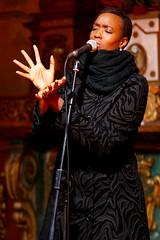 Awa Ly (Viditu) Tags: 2016 afarlaamarecominciatu afarlamarecominciatu awaly catanzaro concert duo live music musica oratoriodelcarmine performance