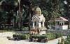 Hotel shrine (SteveInLeighton's Photos) Tags: transparency ektachrome thailand pattaya 1983 shrine april hotel chonburi