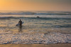 Early morning surf (Images by Ann Clarke) Tags: monavale surf beach earlymorning nsw ocean surfers