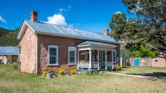 Dolan House (Serendigity) Tags: lincoln wildwest newmexico unitedstates historic town usa