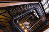 Wood Staircase (Pablo.Barros) Tags: architecture stairs staircase canon canon6d 6d ladder wood building riodejaneiro pointofview brazil brasil southamerica américadosul