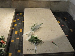 Lucia's Tomb