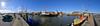 Hafen Büsum (Gelegenheitsknipser) Tags: 2010 boot boote büsum deutschland fischkutter freihandpanorama hei hafen kreisdithmarschen kutter lechtturm leuchtfeuer marcopagel norddeutschland panorama sh schiff schiffe schleswigholstein seezeichen gelegenheitsknipserde mpfotonet