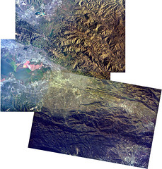 Silicon Valley (keithpk) Tags: earthkam space iss satellite arial siliconvalley toprint