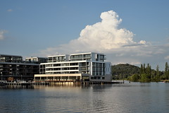 Kingston Foreshore (martyr_67) Tags: canberra kingston foreshore stockland development cloud residential