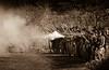 Fire! (lleon1126) Tags: civilwarrenactmenthistoywar guns gunfire