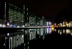 The Hague Laakhaven By Night (6) (Dr.TRX) Tags: the hague den haag nederland netherlands city metropolis metropool stad urban citycentre laakhaven laak oude nld nl nightshot nacht night