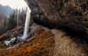 Peričnik (Don César) Tags: slovenia eslovenia slowenia europe europa cascade water agua cascada waterfall walk path orange mountain montaña peričnik triglavnationalpark