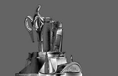 Desk tidy art - Metallic. ((c) MAMF photography..) Tags: art arty d7100 flickrcom flickr google googleimages gb greatphotographers greatphoto image mamfphotography mamf nikon nikond7100 photography photo uk