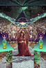 Dave Kers - Queen Of Peace (davekers) Tags: queen peace fertility feminist feminism florence welch machine collage mysticism mystical spirituality feminine flower life pyramid religious praper paganism singer celebrity mixed media fine art graphic rainbow design digital