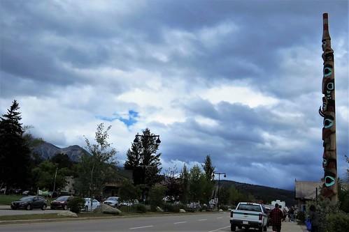 Overcast in Jasper