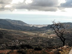The Road to the City (CosmoClick) Tags: spain andalusia mountains felix sierra sierranevada view vista cosmoclick cosmoclicky road