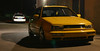 MKIII GTI and E46 330ci (BackToBasix) Tags: gti mkiii mk3 ginster yellow e46 330 330ci titanium silver