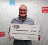 Theodore Bohlman - $77,380 Weekly Grand (Idaho Lottery) Tags: idaholottery weeklygrand drawgames theodorebohlman meridian boise albertsons luckywinner wooh