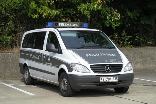 Mercedes-Benz der Feldjäger
