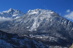 Follatères, Branson (bulbocode909) Tags: valais suisse fully branson follatères montagnes nature hiver neige paysages luisin galette tsarvo petitpéron sexdesgranges pointedudjouas bleu nuages