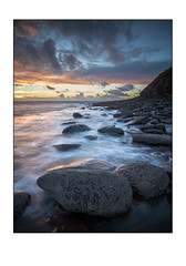 St Bees sunset (Ade G) Tags: