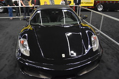 Ferrari something…