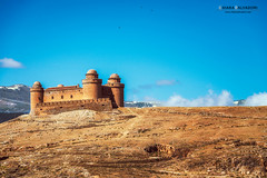 The stronghold of desert (Chiara Salvadori) Tags: lacalahorra movielocations sergioleone sierranevada travelphotography andalusia castle culture desert europe fort granada landscape movie outdoors premium spain spring travel traveling western assassinscreed