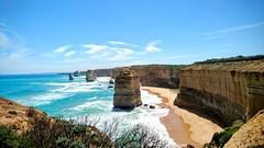 12 Apostles GOR (cheshycat) Tags: thegreatoceanroad 12apostles ocean beach cliffs rocks australia victoria