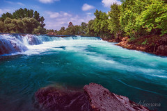 turki (sandilesmana28) Tags: turki water blue landscape tree green river nature cloud