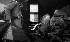 Beyung_Mural Festival_Parc du Portugal_Olympus_OM_4Ti_Ilford Pan F Plus 50 (igzabeher) Tags: olympus leplateaumontroyal parcduportugal graffiti blackandwhitefilm bullfight film filmphotography littleportugal 50mmf18madeinjapan omnivorecomptoirgrill canada ilford matador olympusomsystemzuikoautos5ommf18madeinjapan bull 35mmfilm streetart beyung blackandwhitephotography mural quebec panf montreal omzuiko50mmf18 ilfordpanfplus50 om4ti om bryanbeyung analogphotography 50mmf18mij olympusom4ti blackandwhite analog muralfestival