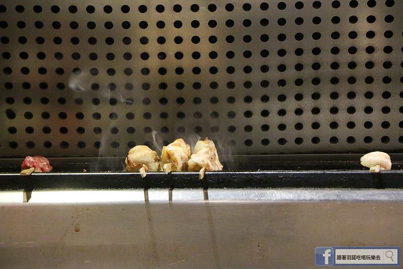 新北。捷運迴龍站。米炭火燒肉小酒館071