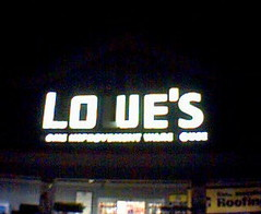 Loue's Home improvement