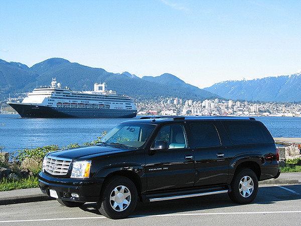 auto 2003 car vancouver ship cadillac purcell escalade esv ©2006russellpurcell ©russellpurcell russpurcell russellpurcell