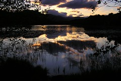 Dubh Lochan sunset Rowardennan Loch Lomond Scotland (lovestruck.) Tags: sunset scotland interestingness rowardennan splendiferous explored i500 specnature lochlomonddubhlochan challengeyouwinner