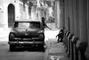 Havana em PB (let's fotografar) Tags: car havana cuba pb carro oldcar carroantigo luzesombra havanavelha