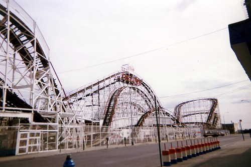 NYC - Brooklyn - Coney Island: Cyclone