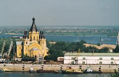 In Nizhni Novgorod