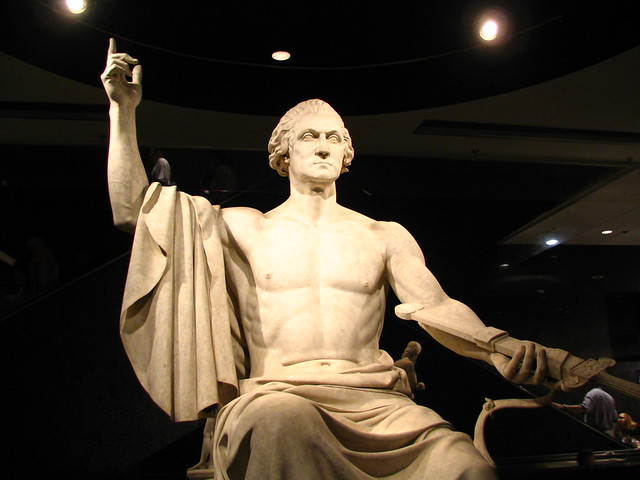 Washington Statue - Smithsonian