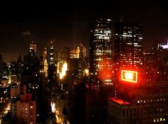 HQ (416style) Tags: 2005 park new york city nyc newyorkcity light columbus urban newyork west night circle risk time bladerunner manhattan central headquarters burn sookie cnn warner hq columbuscircle timewarner blast