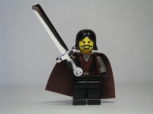 Strider, aka Aragorn by Dunechaser.