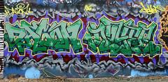 Dagon, Dzyer (funkandjazz) Tags: sanfrancisco california graffiti dagon dzyer