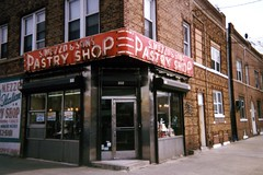Brooklyn - Coney Island: S. Mezzo & Sons Pastry Shop - by wallyg