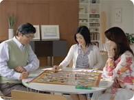 石原さとみ_新「堂堂人生」『家族ゲーム 篇』
