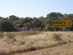 Baba's pawnshop