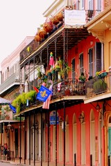 New Orleans' French Quarter (by ang/3 girls, creative commons license)