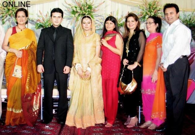 Faisal Qureshi Wedding