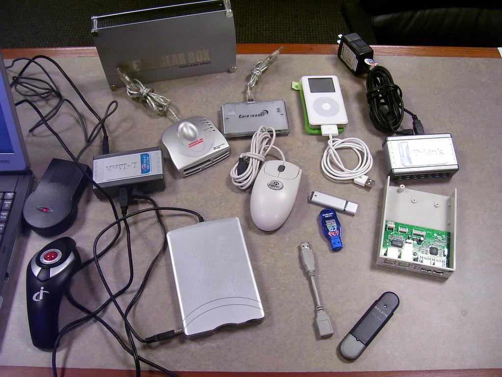 What Can U Plug Into a USB?