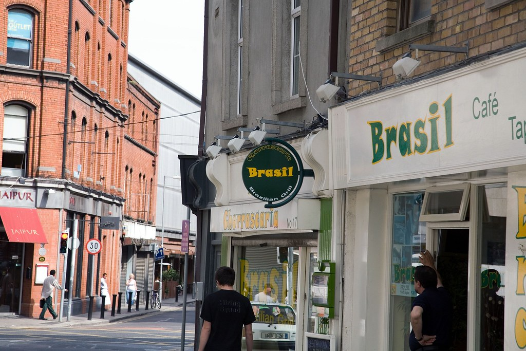 DUBLIN RESTAURANT
