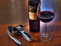 Cline Ancient Vines Zinfandel (Kilaana) Tags: wine wineglass zinfandel hdr wineopener cline 5xp ancientvines