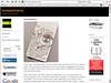 I'm on Moleskinerie!! (renmeleon) Tags: art moleskine coffee italian journal ria lavazza renmeleon renfolio