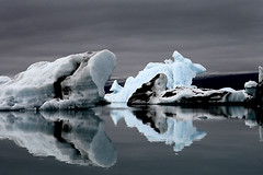 Big icy beasts (LaStef) Tags: lake ice mrjackfrost iceland 500v20f womenonly glacier jkulsrln kiss2 kiss3 kiss1 kiss4 specland specnature 123faves