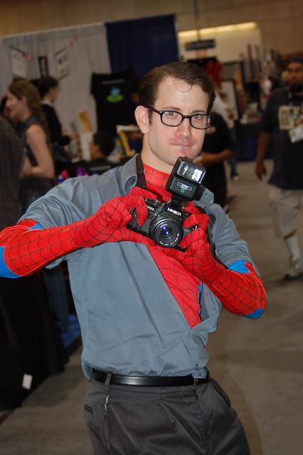 Comic Con 2006: Peter Parker